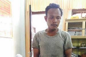 Đồn BP CKQT Cha Lo bắt đối tượng người Lào vận chuyển 47kg thuốc nổ qua biên giới