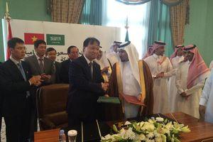 Kỳ họp lần thứ ba Ủy ban hỗn hợp Việt Nam - Ả Rập Saudi