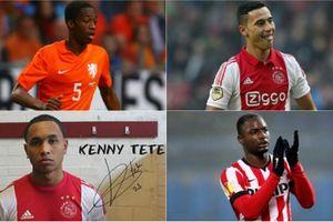 Những rường cột trong tương lai của bóng đá Hà Lan