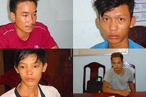 4 thanh niên cướp tài sản, cưỡng bức người phụ nữ đang mang thai lãnh án