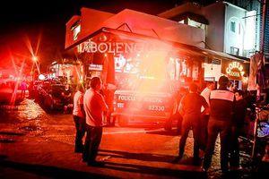 Mexico: Xả súng tại lễ hội âm nhạc, 20 người thương vong