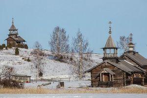 Khám phá Viện bảo tàng ngoài trời Kizhi độc đáo ở Nga