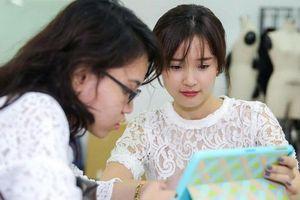 Midu là trợ giảng tại Đại học Công nghệ TP.HCM
