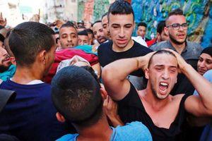 Quan hệ Israel và Palestine thêm băng giá