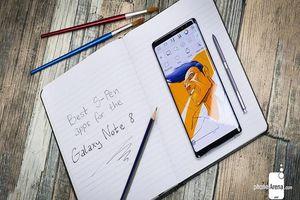 6 ứng dụng tốt nhất cho bút S-Pen trên Galaxy Note 8