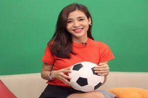 Nữ MC thể thao Việt khoe dáng đẹp hớp hồn khán giả trẻ