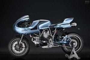 Mê mẩn trước Ducati MH900e Superlite màu sắc 'dị biệt'