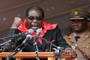 Điều chưa biết về Tổng thống Zimbabwe Robert Mugabe vừa bị lật đổ