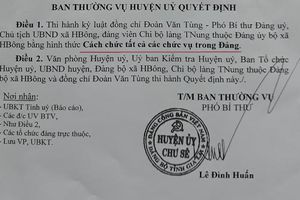 Gia Lai: Chủ tịch xã làm giấy tờ giả để bán đất
