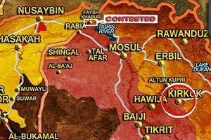 Kurdistan Iraq suy sụp sau 'cuộc chiến vàng đen' Kirkuk