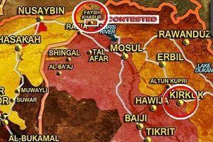 Faysh Khabur: Trận chiến sinh tử giành dầu mỏ Iraq-Kurdistan
