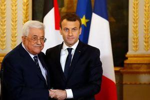Palestine hối thúc vai trò lớn hơn của châu Âu vì mất niềm tin ở Mỹ