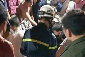 Số người thương vong vụ sập nhà ở HN tăng vùn vụt