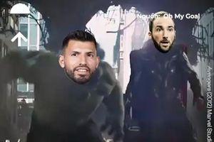 Aguero hóa thân Hulk, hủy diệt Chelsea bằng cú đấm đầy sức mạnh