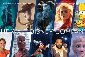 'Nhà Chuột' Disney hào hứng ăn mừng thương vụ sát nhập với 21st Century Fox