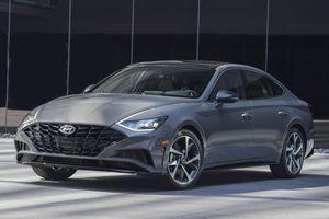 Hyundai Sonata 2020 nhiều tính năng như BMW, Mercedes