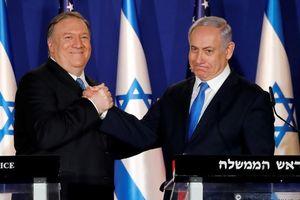 Mỹ từ chối đề nghị sáp nhập Bờ Tây của Israel