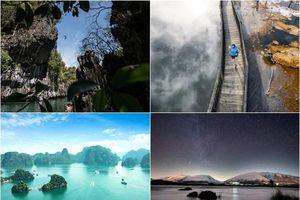 Vịnh Hạ Long đứng thứ 5 trong danh sách 25 địa điểm đẹp nhất khắp thế giới