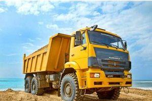 Kamaz thông báo kế hoạch lắp ráp xe tải tại Việt Nam