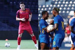 Chung kết King's Cup:Danh sách cầu thủ, đội hình thi đấu của 2 đội Việt Nam vs Curacao