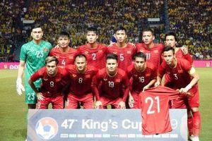 ĐT Việt Nam vs ĐT Curacao chung kết King's Cup: Vượt khó, lấy vàng King's Cup
