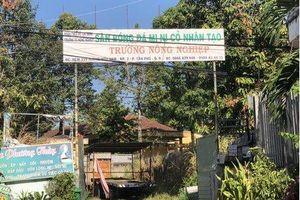 TP.HCM: Giáo viên tố hàng loạt sai phạm tại trường trung cấp KTNN?