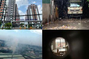 Chung cư Him Lam Phú An: Cư dân kêu trời vì ô nhiễm khủng khiếp