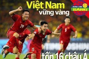Việt Nam vững vàng tốp 16 châu Á, Thiem hạ Nole, đối đầu Nadal