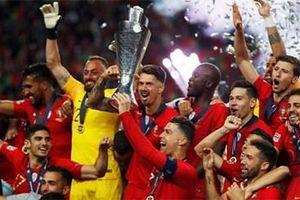 Bồ Đào Nha đăng quang tại Nations League 2019