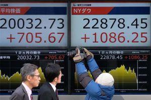 Nỗi lo về xung đột thương mại hạ nhiệt, chứng khoán châu Á tiếp tục khởi sắc