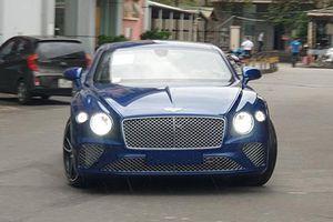 Bentley Continental GT First Edition hơn 25 tỷ về Việt Nam