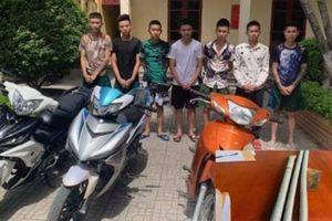 Trưởng công an xã ở Thanh Hóa bị đánh trọng thương khi ngăn chặn ẩu đả