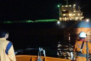 Trắng đêm giải cứu thuyền viên Philippines gặp nạn trên vùng biển Đà Nẵng