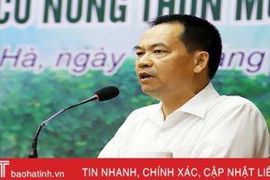'Hiến kế' xây dựng khu dân cư mẫu, vườn mẫu ở Hà Tĩnh