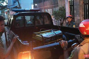 Ngạt thở nghi dùng máy phát điện, bé gái 11 tuổi tử vong