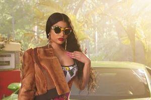 Cardi B chuẩn bị tinh thần: Nicki Minaj chính thức xác nhận ngày comeback, tung loạt poster nóng bỏng 'đốt mắt' người xem