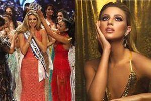 Á hậu Hòa Bình Quốc tế đăng quang Hoa hậu Hoàn vũ Puerto Rico 2019, đối thủ 'cực gắt' của Hoàng Thùy đây rồi