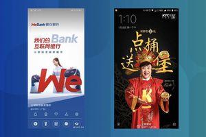 Quảng cáo tràn ngập trên điện thoại Huawei, Xiaomi tại TQ