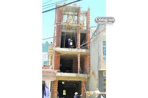 Lập lại trật tự xây dựng ở Hoài Nhơn