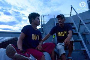 Thuyền viên tàu Philippines bị đâm: Ngư dân VN cho tôi thịt gà và mì