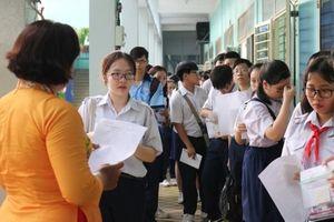 Thực hư bảng công bố điểm chuẩn tuyển sinh lớp 10 ở Thái Bình