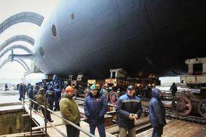 Tàu ngầm 'nguy hiểm nhất thế giới' của Nga bước vào giai đoạn thử nghiệm mới