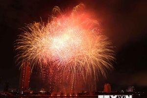 Lễ hội pháo hoa quốc tế Đà Nẵng 2019: Chuyện tình bên dòng sông