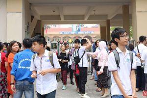 Giám đốc Sở GD&ĐT Thái Bình: Bảng công bố điểm vào lớp 10 trên mạng là giả'.