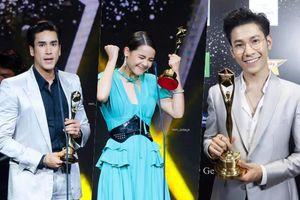 Lễ trao giải Daradaily lần thứ 8: Yaya Urassaya thắng lớn, Buppe Sannivas vẫn dẫn đầu ngôi vị phim truyền hình