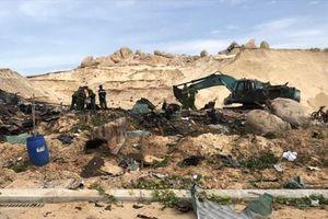 Vụ nổ ở Cam Ranh: Hỗ trợ 50 triệu đồng cho gia đình nạn nhân tử vong