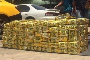 Triệt phá đường dây ma túy từ Campuchia về TPHCM