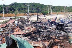 Vụ nổ kinh hoàng ở sân golf Khánh Hòa: Tiếng la hét 'cháy, cháy' trong đêm và lời kể của nhân chứng