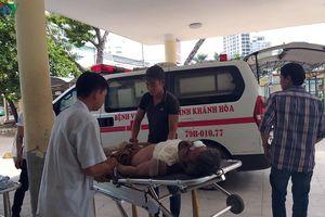 Điều tra vụ cháy nổ làm 2 người chết, 9 người bị thương ở Khánh Hòa