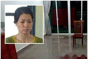 Kết luận điều tra vụ người phụ nữ đâm chết người tình trẻ tại chung cư Hoàng Anh Gia Lai